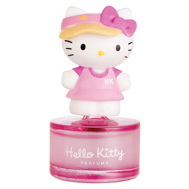 HELLO KITTY - JOGGING IN NEW YORK : EAU DE TOILETTE 8 ML