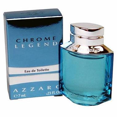 CHROME LEGEND - EAU DE TOILETTE POUR HOMME 7 ML