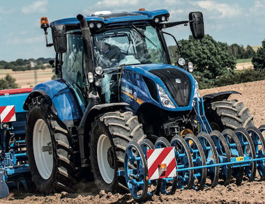 New Holland T6.145-T6.175 Auto Command