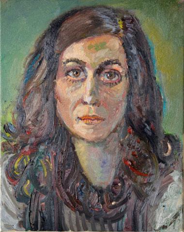 Lena, 40cm x 50cm, Öl auf Leinwand, 2013