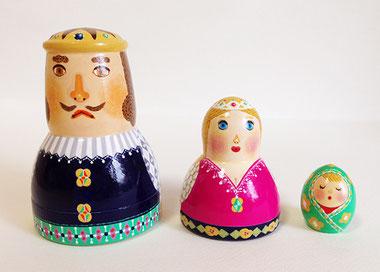 「王様と王女と赤ちゃん」