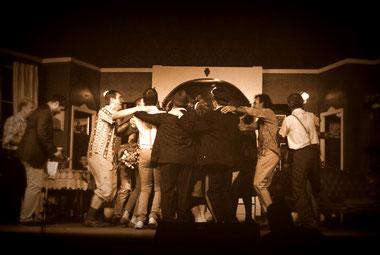 Cast Compagnia Teatrale i Frastornati