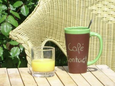 Café contact