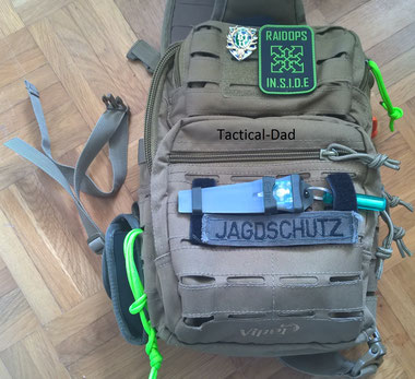 Mein Viper Tactical Sling Bag.