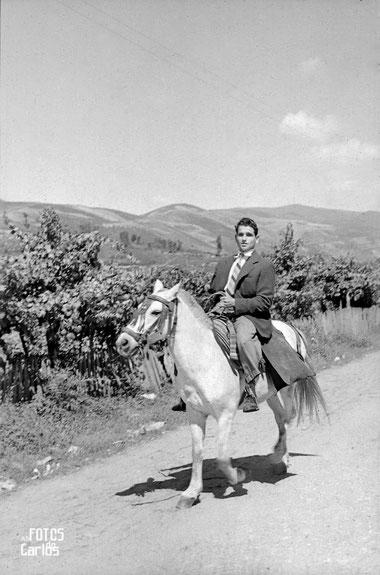 1958-La-Ribera-jinete-Carlos-Diaz-Gallego-asfotosdocarlos.com