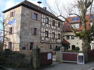 Gasthaus Hallerschlösschen Nuschelberg