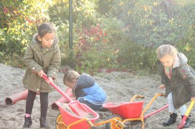 Inschrijven Kinderopvang Klein Kamerik