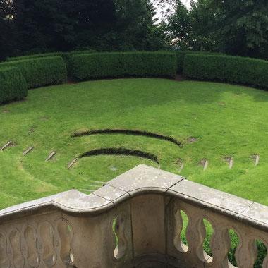 Römischer Garten - Hamburg Blankenese