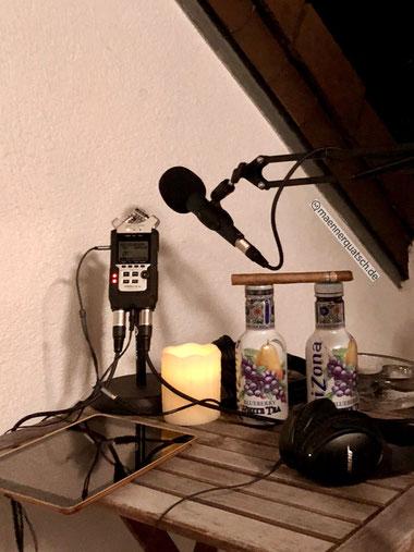 Wir genießen Arizona Eistee White Tea Blueberry und J.A. Casa de Campo im Männerquatsch Podcast #35 (Capcom Beat 'Em Up Bundle, Sony Playstation Classic Mini, Apple Special Event)