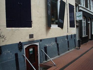 Coffeeshop Weedshop t Keldertje Delft