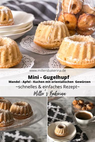 Mini - Gugelhupf