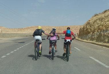 VTT dans les montagnes du sud tunisien | LEGMI Race