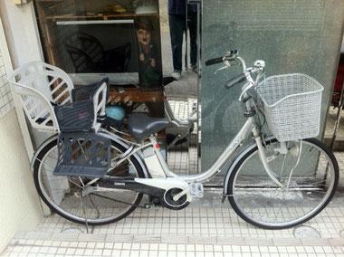 YAMAHA電動自転車