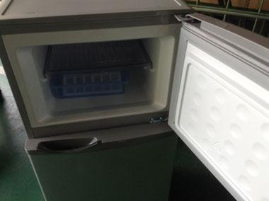 シャープ冷蔵庫の冷凍部分