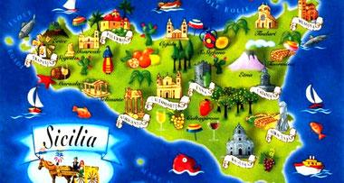 Feste E Sagre In Sicilia Benvenuti Su Goccediperle