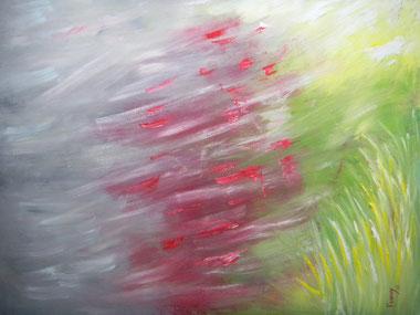"""""""Ecce Gratum"""" - Huile - 100 x 81"""