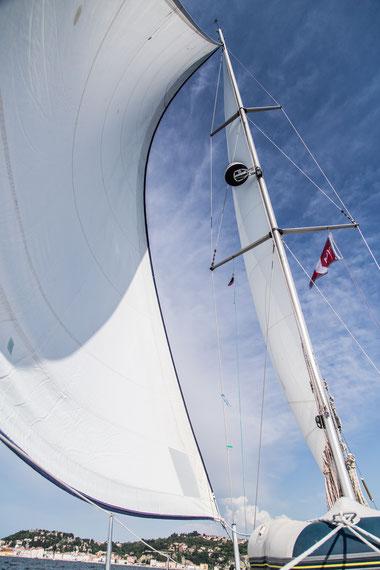 Anna - Foto 10 - Wir können den Wind nicht ändern, aber die Segel anders setzten (Aristoteles)