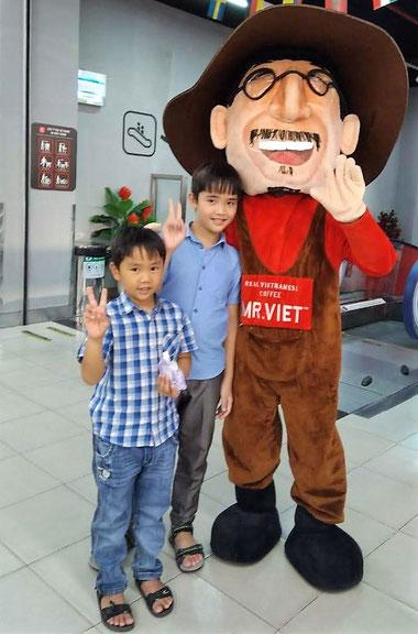Dung und Minh