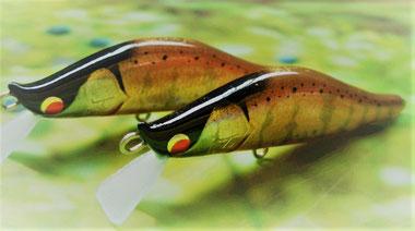 鬼山女魚color