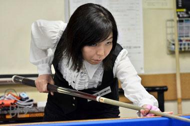 今年度全日本選手権者、西本優子