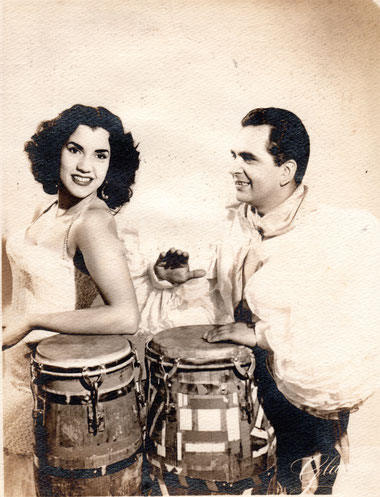 Carmen Ramona Tirado y Hernando Becerra