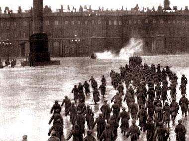 rivoluzione russa del '17