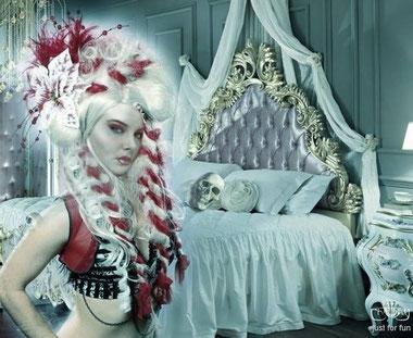 Ghost è opera di Valeria Chatterly Rosenkreutz