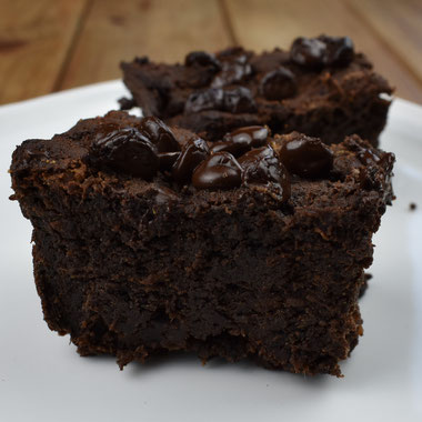Our Healthy Brownies - click to download the recipe sheet