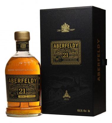 Aberfeldy Single Malt 21 Jahre