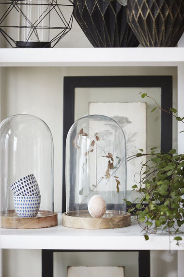glasglocken im trend verliebt in zuhause online shop home living. Black Bedroom Furniture Sets. Home Design Ideas