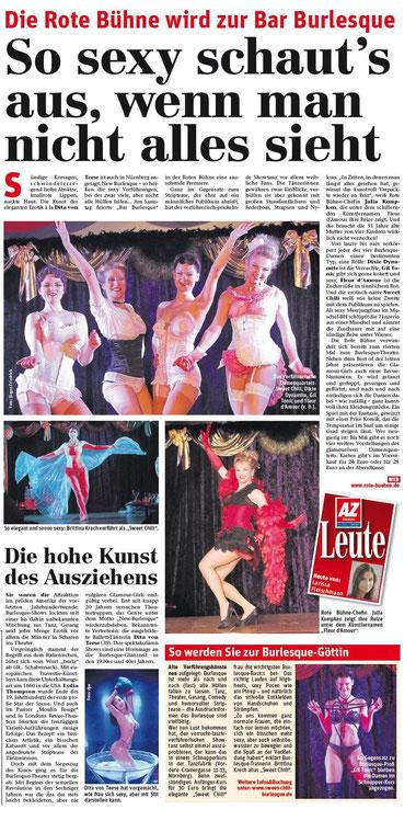Abendzeitung, 05.03.12