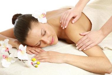 massage de détente au puy en velay, soin du corps bio