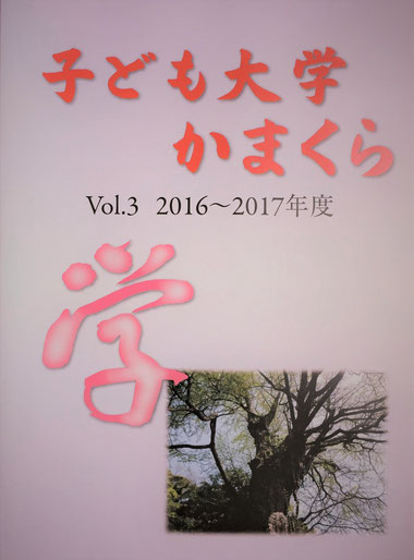 Vol.3 2016~2017年度