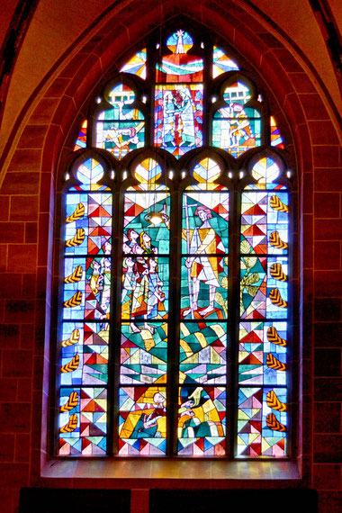 Im St. Petri Dom in Bremen 1