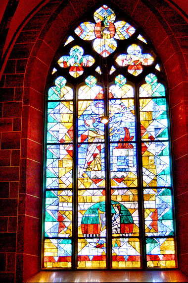 Im St. Petri Dom in Bremen 2