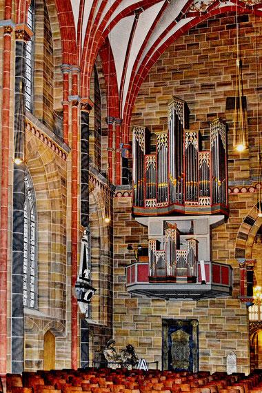 Im St. Petri Dom in Bremen 15