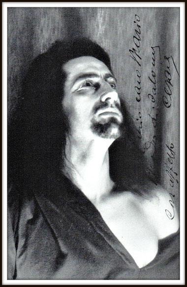 Cesare Bardelli - Jokanaan  (Salome)