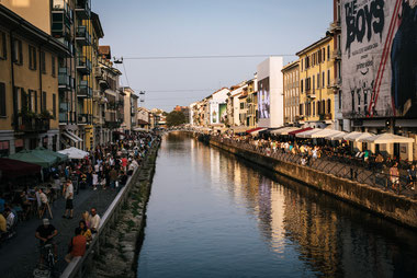 Navigli Mailand
