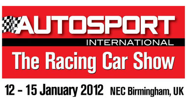 Asron Martin GTE Featured at The Autosport International Racing Car Show 2012