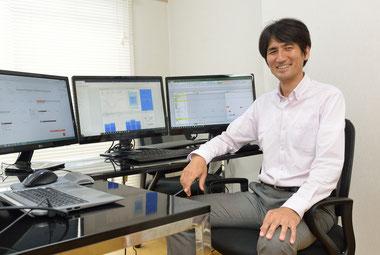 Webマーケティングプランナー/コンサルタント 井上晶路