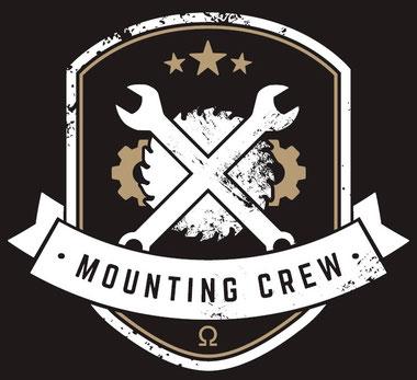 Mounting Crew Logo