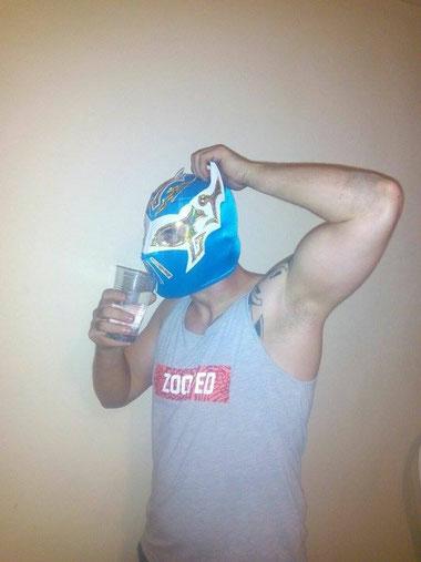 Mexikanischer Wrestler Auslandssemester Mexiko Geschichte Kultur Studium Erfahrungsbericht Monterrey