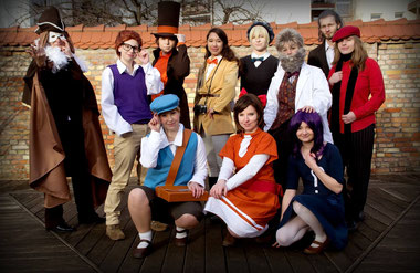 Serenata Showgruppe Puzzle of Memories