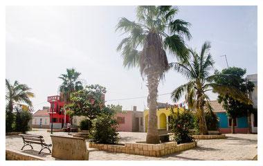 Ortschaft Fundo dos Figueiras auf Boa Vista auf der Süd Osten Boa Vista Tour mit Boa Vista Tours