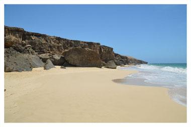 Praia Varandinha auf der Land & Sea Tour Tour mit Boa Vista Tours