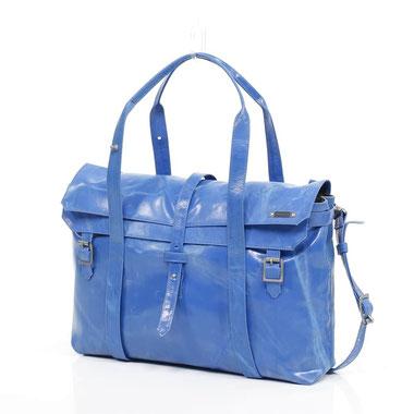 Business Bag Tasche Handtasche vegan Lkw Plane