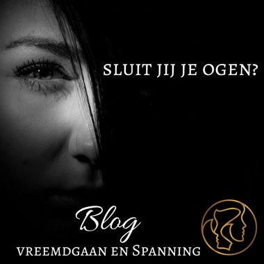 Blog vreemdgaan en spanning. Ontrouw binnen het huwelijk. Relatiecrisis en huwelijksproblemen