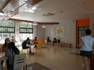 中国 留学 中国語 上海 華東師範大学 シニア留学 夏期講座 学生寮「2号楼」