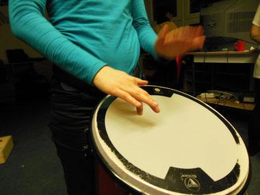 Groove und Spieltechniken