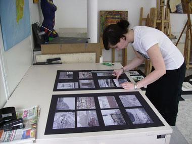 Kunstschule Neustadt, Mappenkurse, Vorbereitung zum Studium, Kommunikationsdesign, Medienkunst, Lehramt